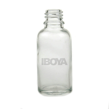 30ml Clear European Dropper Glass Bottle Essencial Oil Glass Bottle