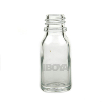 15ml Clear European Dropper Glass Bottle Essencial Oil Glass Bottle